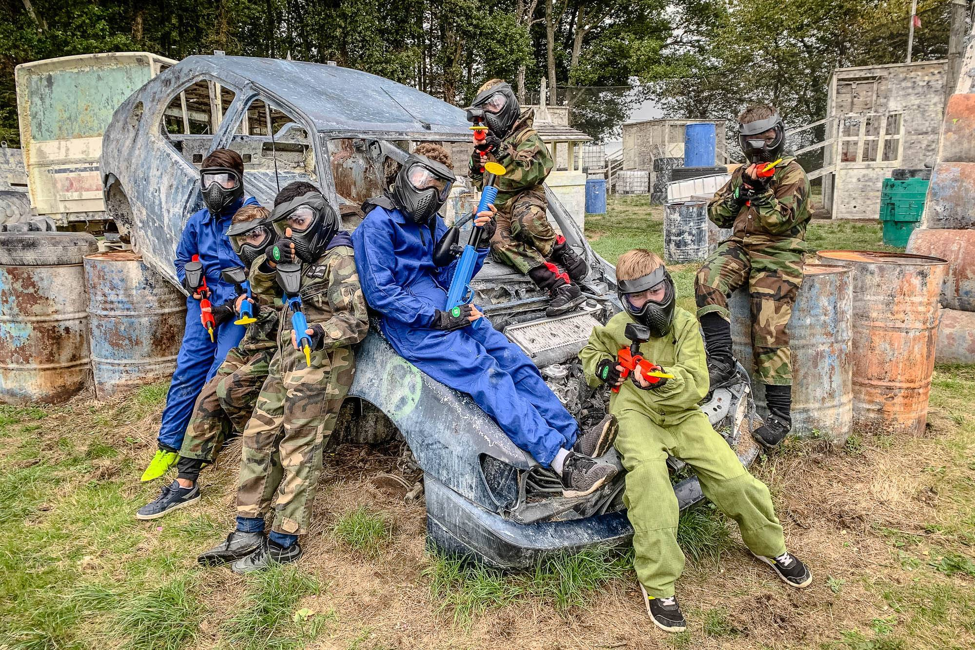 Paintball Fun par Acting Loisirs